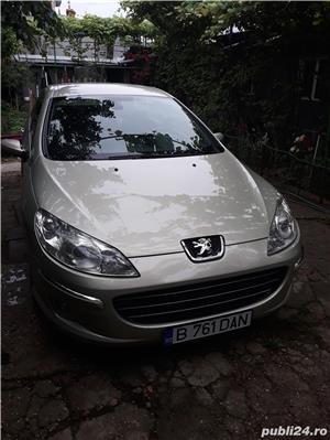 Peugeot 407 - imagine 2
