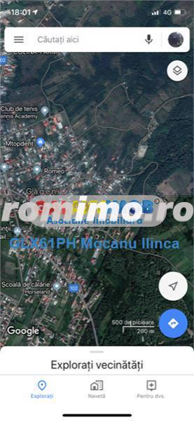 Vanzare teren 1300 mp, in Gageni, Paulesti, judet Prahova - imagine 3