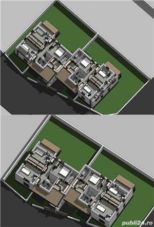 Duplex Ciarda Rosie, ( zona Magnoliei )  - imagine 9