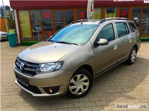 Dacia Logan MCV 2014 1.2 Benzina AC Tempomat 59.000 km IMPECABILA. - imagine 2