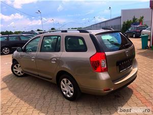 Dacia Logan MCV 2014 1.2 Benzina AC Tempomat 59.000 km IMPECABILA. - imagine 3