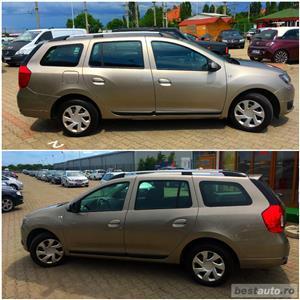 Dacia Logan MCV 2014 1.2 Benzina AC Tempomat 59.000 km IMPECABILA. - imagine 5
