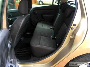 Dacia Logan MCV 2014 1.2 Benzina AC Tempomat 59.000 km IMPECABILA. - imagine 9