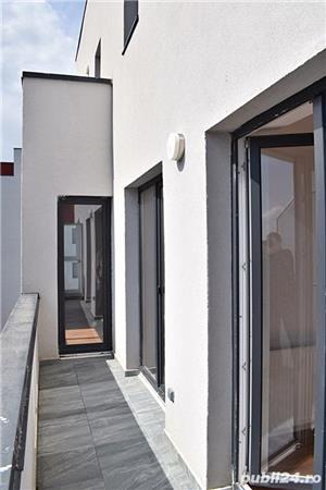 Apartament 3 camere, zona Coresi - Maurer, confort 1, decomandat, 2 bai, 72 mp utili + terasa 6 m - imagine 11