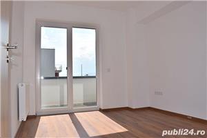 Apartament 3 camere, zona Coresi - Maurer, confort 1, decomandat, 2 bai, 72 mp utili + terasa 6 m - imagine 6