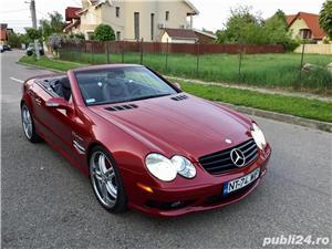 Mercedes-benz Clasa SL sl 500 - imagine 7