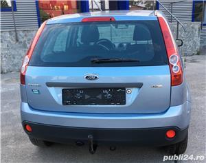 Ford Fiesta Facelift 2007 93000km  - imagine 7