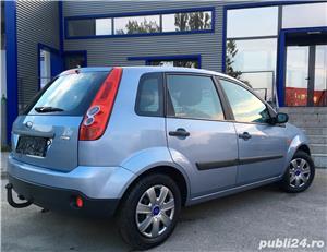 Ford Fiesta Facelift 2007 93000km  - imagine 6