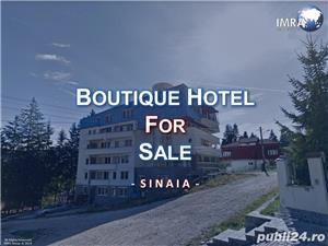 Boutique Hotel De Vanzare - Sinaia - imagine 1