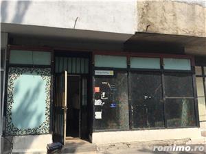 Spatiu comercial de inchiriat la parter bloc cu 4 etaje - Buzau parcul Crang - imagine 2