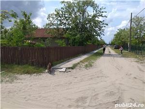 Proprietate la Sfantu-Gheorghe Delta teren 1500m²+casa - imagine 2