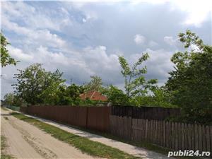 Proprietate la Sfantu-Gheorghe Delta teren 1500m²+casa - imagine 4