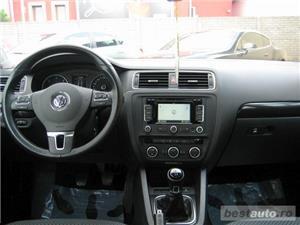 VW JETTA 1.6 TDI DPF BLUEMOTION 105 CP 2013 COMFORTLINE  - imagine 6