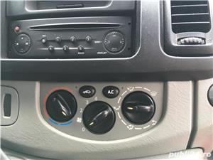 Renault Trafic 2.0 diesel 6+1 viteze Euro-4 Clima - imagine 5