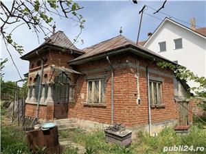 (109) 2214 mp teren intravilan si casa langa Slatina - imagine 3