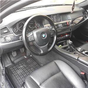 Bmw Seria 5  520 F10 184CP EURO 5 - imagine 13