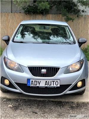 SEAT IBIZA 1,2 TDI - EURO 5 - VINDEM SI IN RATE FIXE , EGALE , FARA AVANS , 4/5 USI  - imagine 5