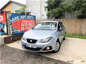 SEAT IBIZA 1,2 TDI - EURO 5 - VINDEM SI IN RATE FIXE , EGALE , FARA AVANS , 4/5 USI  - imagine 1