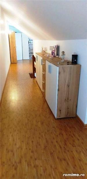 Girocului- 3 cam - apartament pe 2 nivele - Centrala - Mobilat! - imagine 3