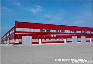 Hale de Vanzare in Parcul Industrial UTA2 - Arad - imagine 1