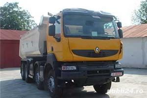 Sofer camion (articulat si autobasculat 8x4)  Deva, Brad, Orastie, Hunedoara - imagine 2