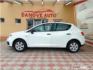 Seat Ibiza,AVANS 0,RATE FIXE,motor 1200 CMC, Benzina,75 CP,Clima,EURO 5. - imagine 4