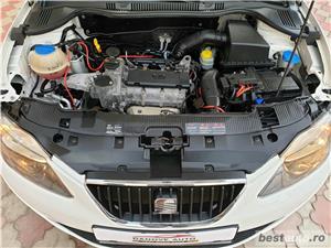 Seat Ibiza,AVANS 0,RATE FIXE,motor 1200 CMC, Benzina,75 CP,Clima,EURO 5. - imagine 10