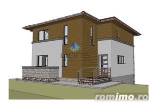 Vila 4 camere de vanzare langa Cluj - imagine 1