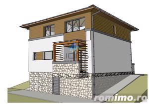 Vila 4 camere de vanzare langa Cluj - imagine 2