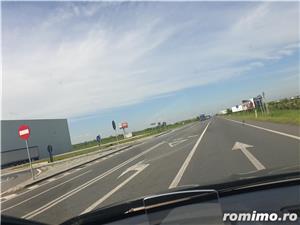 Teren 19000mp,  Ghiroda(vis-a-vis: Ursus-CTP), F-84m, Timisoara. - imagine 9