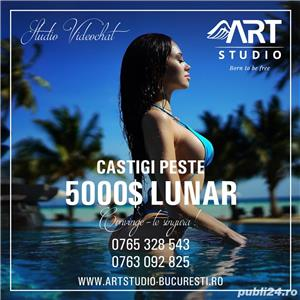 Hostess, modele online la Art Studio Bucuresti - imagine 1