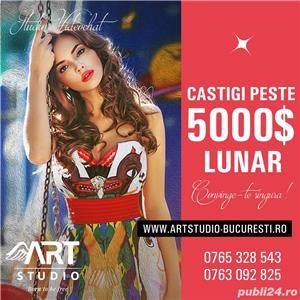 Hostess, modele online la Art Studio Bucuresti - imagine 3