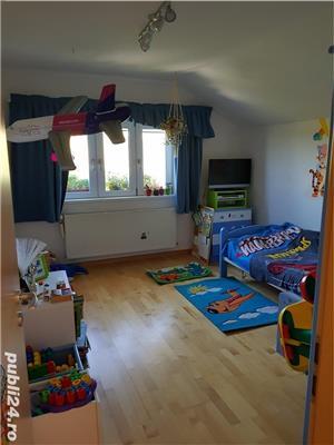Casa ORLAT 215mp util, teren 2000mp, 4 dormitoare, 3 bai - imagine 7