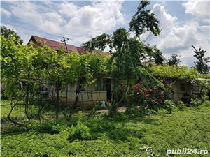 Proprietar, vand casa batraneasca si teren in Moara Vlasiei, 2.426 mp, deschidere dubla, 62.000 EUR  - imagine 7