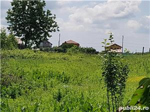 Proprietar, vand casa batraneasca si teren in Moara Vlasiei, 2.426 mp, deschidere dubla, 62.000 EUR  - imagine 9