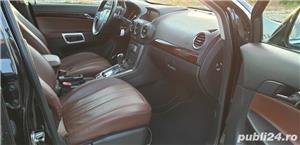 Opel Antara Cosmo 2.2 CDTI - 185 CP- 11.2011- EURO 5- Piele/Automata/Scaune Incalzite/Senzori/Pilot - imagine 9