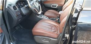 Opel Antara Cosmo 2.2 CDTI - 185 CP- 11.2011- EURO 5- Piele/Automata/Scaune Incalzite/Senzori/Pilot - imagine 7