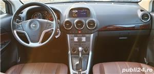 Opel Antara Cosmo 2.2 CDTI - 185 CP- 11.2011- EURO 5- Piele/Automata/Scaune Incalzite/Senzori/Pilot - imagine 6