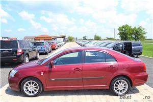 Toyota avensis =avans 0 % rate fixe = aprobarea creditului in 2 ore = autohaus vindem si in rate - imagine 4
