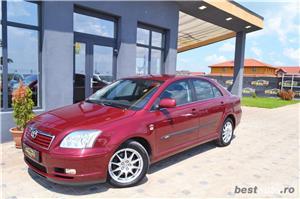 Toyota avensis =avans 0 % rate fixe = aprobarea creditului in 2 ore = autohaus vindem si in rate - imagine 1