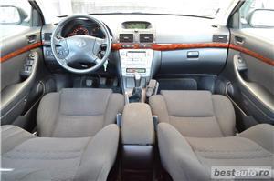 Toyota avensis =avans 0 % rate fixe = aprobarea creditului in 2 ore = autohaus vindem si in rate - imagine 6