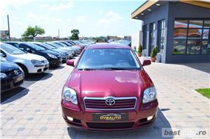 Toyota avensis =avans 0 % rate fixe = aprobarea creditului in 2 ore = autohaus vindem si in rate - imagine 3