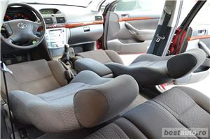 Toyota avensis =avans 0 % rate fixe = aprobarea creditului in 2 ore = autohaus vindem si in rate - imagine 8