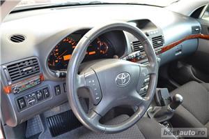 Toyota avensis =avans 0 % rate fixe = aprobarea creditului in 2 ore = autohaus vindem si in rate - imagine 14
