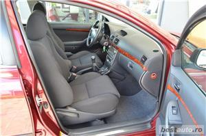 Toyota avensis =avans 0 % rate fixe = aprobarea creditului in 2 ore = autohaus vindem si in rate - imagine 16