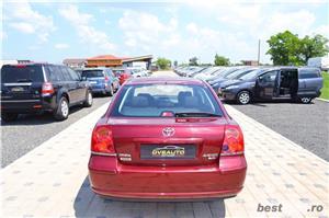 Toyota avensis =avans 0 % rate fixe = aprobarea creditului in 2 ore = autohaus vindem si in rate - imagine 17