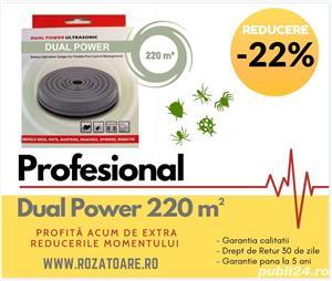 Aparat Profesional Anti insecte si daunatori Dual Power 220 m² - imagine 1