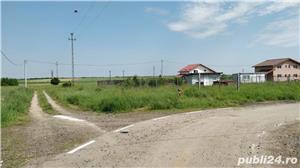 Zona linistita, ideala pentru casa pe care o vrei - noi oferim terenul - imagine 4
