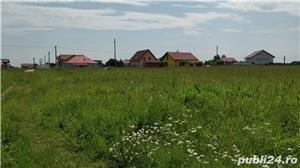 Zona linistita, ideala pentru casa pe care o vrei - noi oferim terenul - imagine 1