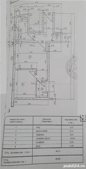 ULTRACENTRAL-2cam, cf1, sd, 1/4, G,F,T,um,izolat - 39000 euro - imagine 9